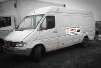 Mercedes Sprinter 2.9TDi 1997