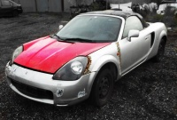 Toyota MR2 2003 1.8 vvt-i